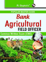bank agricultural field officer common written exam cwe guide