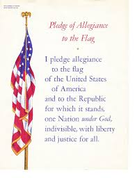 Flags Of America States Pledge Of Allegiance United States Wikipedia