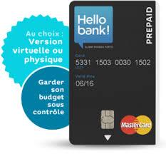 hello prepaid card découvrez la carte prepaid proposés par bnp paribas
