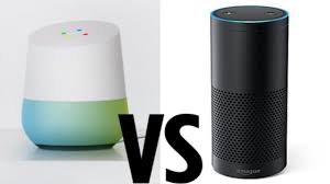 Best Looking Speakers Google Home Vs Amazon Echo Which Smart Speaker Will Win The
