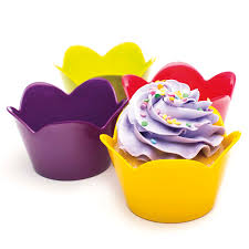 zak design colorful cupcake holders for sale assorted flora zak style
