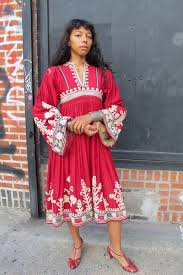 tribal dress kutch afghani tribal dress sold nomad vintage