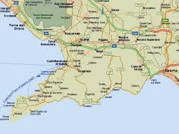 The Villages Map Amalfi Coast Map And Its 13 Villages U2013 Dream Euro Trip