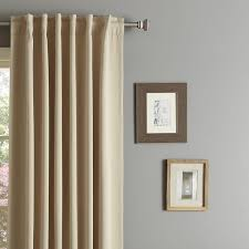 Do Insulated Curtains Work Aurora Home Insulated Thermal Blackout 84 Inch Curtain Panel Pair