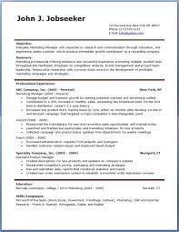 free cv template to freecvtemplateorg lrcj resume builder