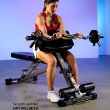 Body Solid Preacher Curl Bench Xmark Ab Hyperextension And Preacher Curl Bench Xm 7631 Fitness