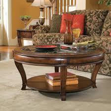 hooker furniture brookhaven 3 piece round coffee table set hayneedle