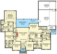 acadian floor plans 4 bed acadian house plan with bonus room 56377sm architectural