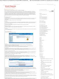 oracle financials r12 payment process ppr in payment manager