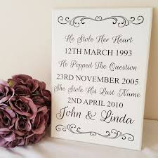 personalized wedding plaque 90 best wedding sign ideas for the big day images on