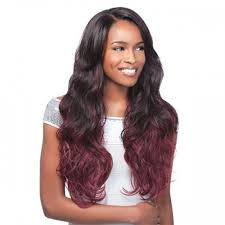 ombre weave 1b burgundy two tone colors ombre hair wholesale human