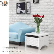 Teal Table L L Shaped End Table L Shaped End Table Suppliers And Manufacturers