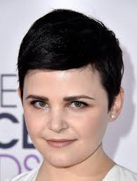 pixie hair for strong faces 21 trendy hairstyles to slim your round face popular haircuts