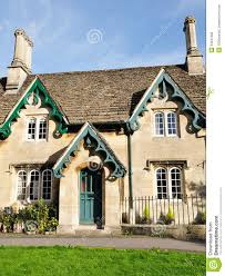 english cottage stock photography image 24647082