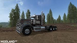 kenworth w900 2014 kenworth w900 logger v 1 0 mod farming simulator 17