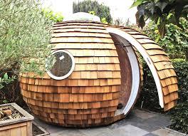 Inspiring Prefab Office Design Impressive 50 Garden Pod Office Design Decoration Of Uk Garden