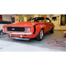 eastwood u002769 u002772 gm hugger orange carousel red 3 1 single stage paint