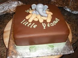 peanut baby shower sprinklebelle peanut baby shower cake