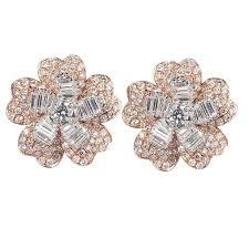 diamond earrings online jewellery at sneha rateria