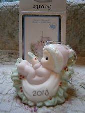 precious moments ornament 2013 ebay