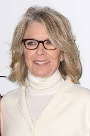 messy layered bob hairstyle to women over 60 with glasses short