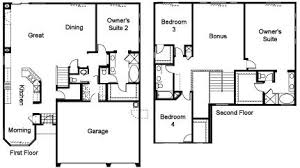 House Plans With Dual Master Suites by Las Vegas And Henderson Home Styles 2 Master Bedrooms