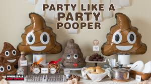 the party supplies how to party like a party pooper crappy party idea party ideas