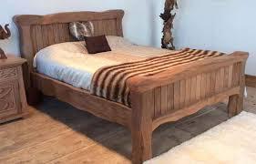King Size Bed Frame Sale Uk Best 25 Wood Bed Frames Ideas On Pinterest Regarding