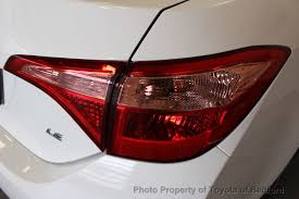 toyota corolla battery light 2018 new toyota corolla le cvt at toyota of bedford serving