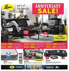 Kitchener Waterloo Furniture Stores 100 Leons Furniture Kitchener Leon U0027s Canada Flyers