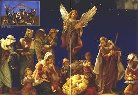 decorating fontanini nativity sets for christmas decoration ideas