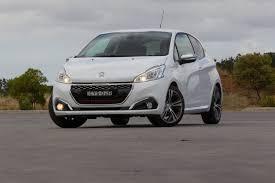 peugeot 208 gti white 2016 peugeot 208 gti review practical motoring