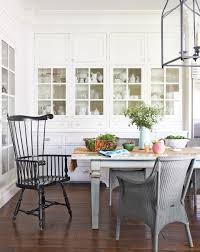 Built In Cabinets In Dining Room by 85 Best Dining Room Decorating Ideas Country Dining Room Decor