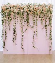 wedding backdrop ideas for reception decoart entertaining 15 fresh floral wedding decor ideas