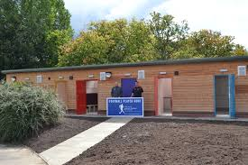 giffnock soccer centre open new eco friendly changing facility