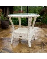 Wicker Side Table Holiday Savings On Outdoor Wicker Side Table With Storage