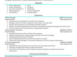 Army Resume Examples Dod Security Guard Sample Resume