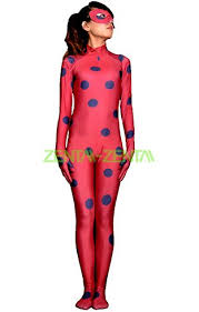 ladybug costume ladybug costume printed spandex lycra bodysuit with mask