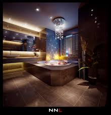 interior decoration super luxury bathroom design for modern house