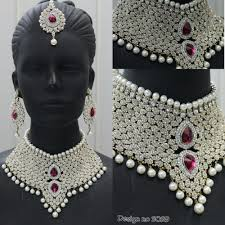 bridal necklace set images Indian bridal necklace sets buy indian artificial bridal jpg