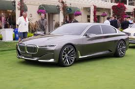bmw future luxury concept coolest cars of the 2014 pebble concept lawn