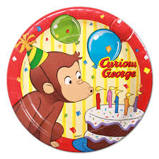 curious george birthday curious george special events party supply store in ak