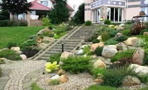 Sloping Garden Ideas Photos Hill Landscaping Original And Creative Ideas For Sloping Gardens