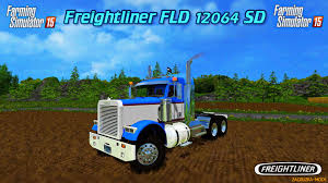 volvo vnl 780 blue truck farming simulator 2017 2015 15 17 materials for october 2015 year download game mods ets 2 ats