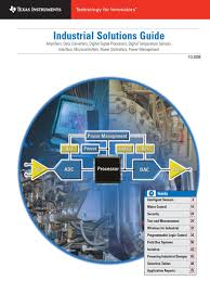 industrial solutions guide analog to digital converter