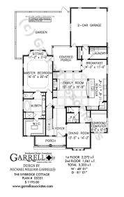porch house plans ivybridge cottage house plan house plans by garrell associates inc