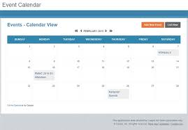 100 events calendar template 12 free social media templates