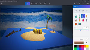 Home Design 3d Gold Tutorial How To Use Microsoft Paint 3d U2013 The New Version Of The Painting