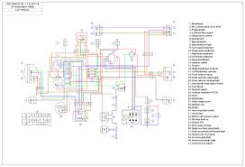 ural and dnepr motorcycle wiring