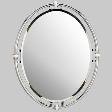 Oval Mirrors For Bathroom Oval Mirrors Useful And Fantastic In Decors